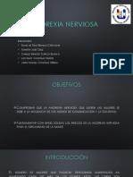 Presentación Anorexia Nerviosa (Grupo 8)