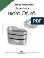 Manual Hidro Ofuro Im377 r00