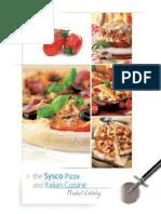 Sysco Italian Book