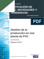 09. Gestion de La Produccion en Una Planta de Pvc Jose Garrido