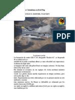 La Fuerza Aérea Colombiana en Red Flag