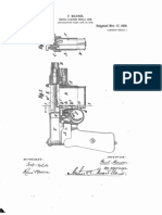 US  Patent 903998. 17.11.1908 P. Mauser Recoil loading small arms.pdf