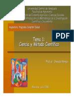 cdocumentsandsettingsjessromeroescritorioclasesmetodologa2009cienciaymtodocientficoclase1-090722192916-phpapp01