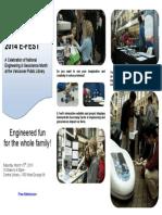 E-Fest Brochure 2014