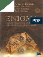 Enigma. De las piramides de Egi - Bruno Cardenosa Juan Antonio Ce.pdf