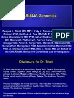 Charisma Genomics