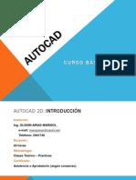 Curso de Autocad- 2009