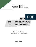 Manual de Prevención de Accidentes