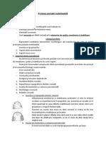 Proteza parțială mobilizabilă curs 7 proteze