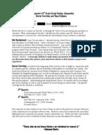 expectancy sheet copy