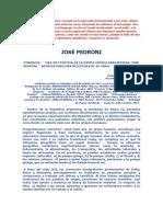 José pedroni- Antología