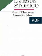 Theisen Gerd El Jesus Historico