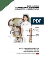 Panduan Profesi Ners Kjp 2013-22