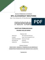 Proposal Rehab Bansos
