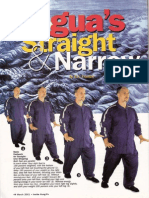 Bagua's Straight & Narrow