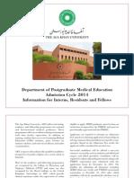 Brochuer (PGME)