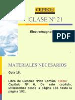 Clase 21 Fisica