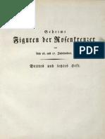 Geheime Figuren der Rosenkreuzer, aus dem 16ten und 17ten Jahrhundert - Heft 3 - PDF 34 S..pdf