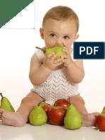Diversificarea alimentatiei sugarului 0-1an