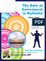 Role of Government Brochure