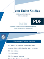 European Union Studies_18092013