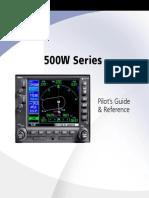 190-00357-00 500W Pilot Guide
