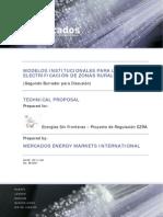 Modelos Institucionales para la  Electrificación off-grid (1)