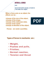 CHAPTER 3 – FORCE Presentation4a