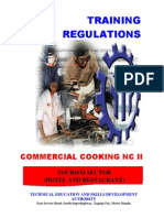 Commercial Cooking NC II 2