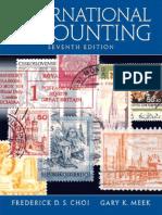 international accounting 7th ed intro txt - f  choi g  meek pearson 2011 bbs
