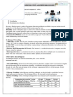 12 Computer Science Notes CH08 Communication and Open Source Concepts