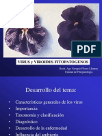 Virus y viroides fitopatógenos