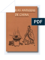 FÁBULAS ANTIGUAS DE CHINA