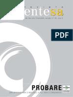 1º Caderno Probare - Parte Integrante da Revista ClienteSA edição 45 - Dezembro 05