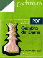 13- Gambito de Dama -Ludek Pachman