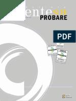 2º Caderno Probare - Parte Integrante da Revista Cliente SA edição 55 - Dezembro06