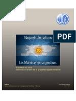 Malvinas en el año de la gran encrucijada nacional- Por Federico Bernal