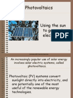 Photovoltaic Pv
