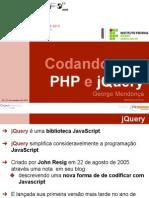 Codando Com PHP e JQuery
