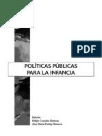 UNESCO Politicaspublicas Para La Infancia