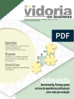 Caderno Ouvidoria - Parte Integrante da Revista Cliente SA edição 47 - Março 06