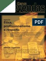 Caderno Televendas - Parte Integrante da Revista ClienteSA edição 39 - Junho 05