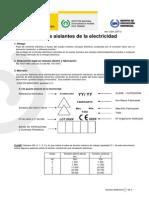 Guante Sai Slant Es Electricidad