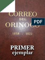 CORREO DEL ORINOCO N° 1
