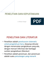 MP Modul-1 Penelitian Dan Kepustakaan