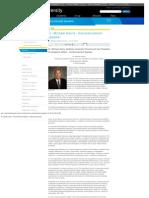 Provost Michael Harris Commencement Speaker, Kettering University, Michael Harris Academic
