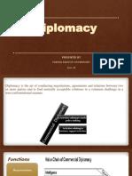 Diplomacy Presentation Partha