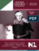 Agenda cultural | octubre 2009