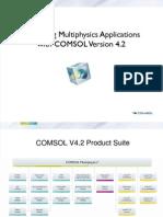 COMSOL V42 Highlights Details