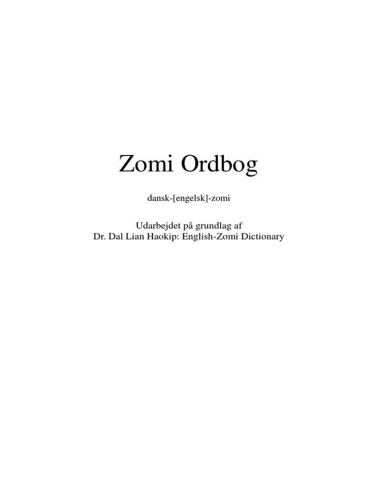 English zomi dictionary izmirmasajfo